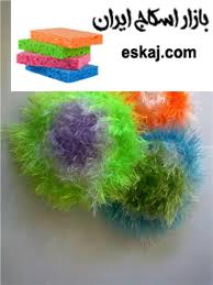 اسکاج نرم در رنگ های متنوع
