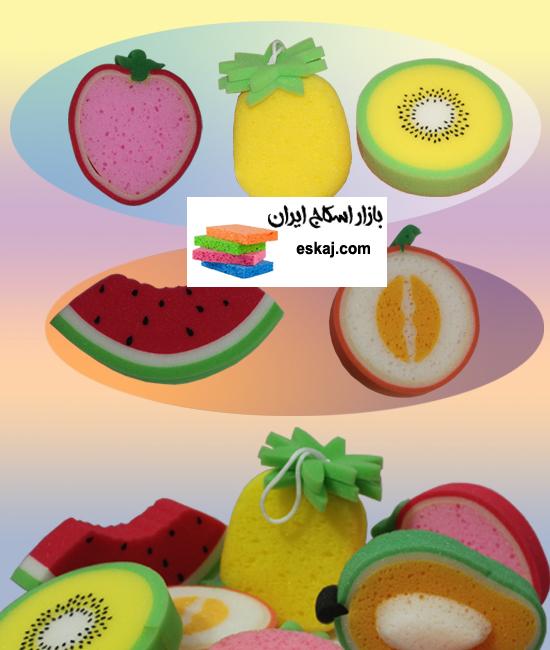 پخش اسکاج طرح میوه