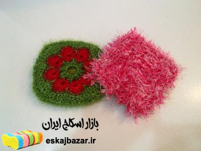 خرید اینترنتی بهترین اسکاج بافتنی فانتزی در شیراز