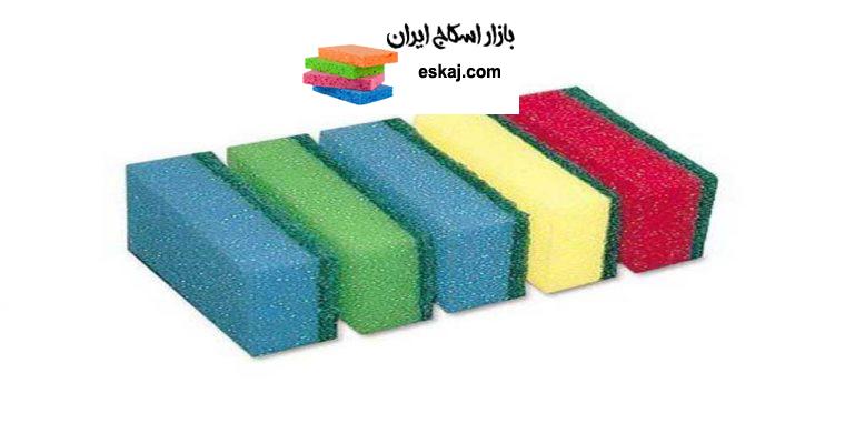قیمت تولید و خرید اسکاج اسفنجی در مشهد