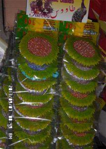 تجارت عمده و صادرات اسکاج طاووس در بسته بندی های ۲۴ تایی
