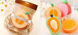نمایندگی فروش جدیدترین اسکاج طرح میوه در بسته بندی های ۲۴ تایی